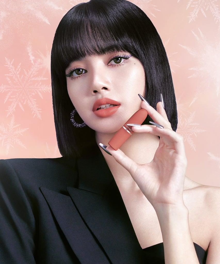 Lisa Stars In Mac S Holiday Makeup Campaign