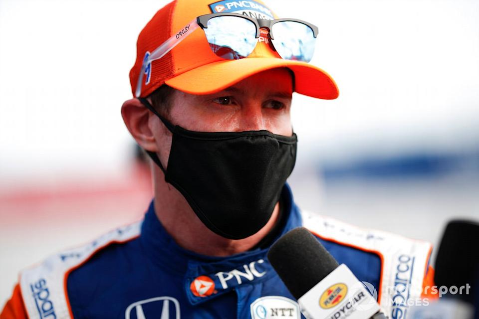 "Scott Dixon, Chip Ganassi Racing Honda<span class=""copyright"">Michael L. Levitt LAT Photo USA</span>"