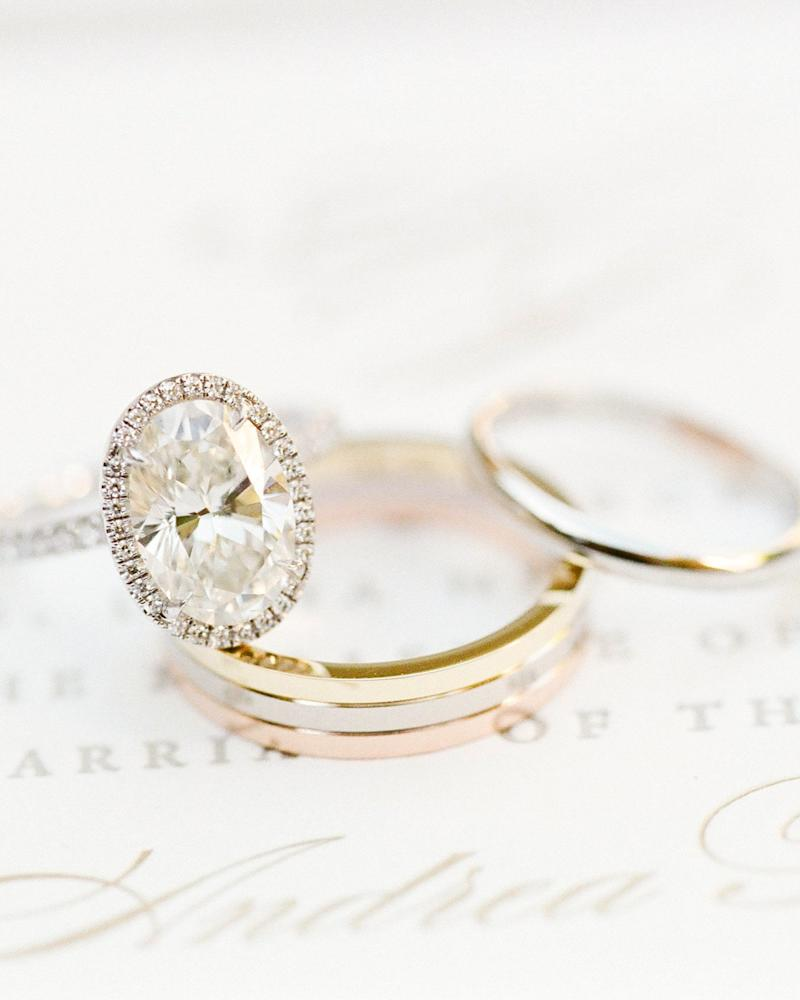 How to Choose an Engagement Ring Setting That Will Pair Nicely with Any Wedding Band
