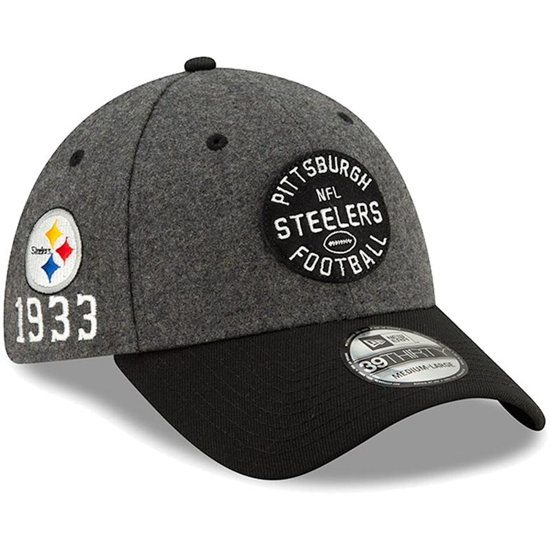 Pittsburgh Steelers 2019 NFL Sideline Flex Hat