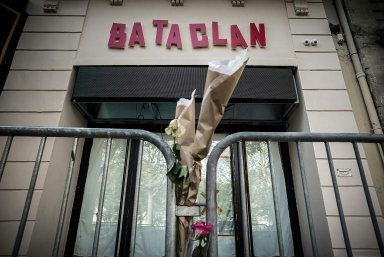 The bloodbath at the Bataclan on November 13, 2015 lasted three hours and left 90 people dead (AFP/Philippe Lopez)
