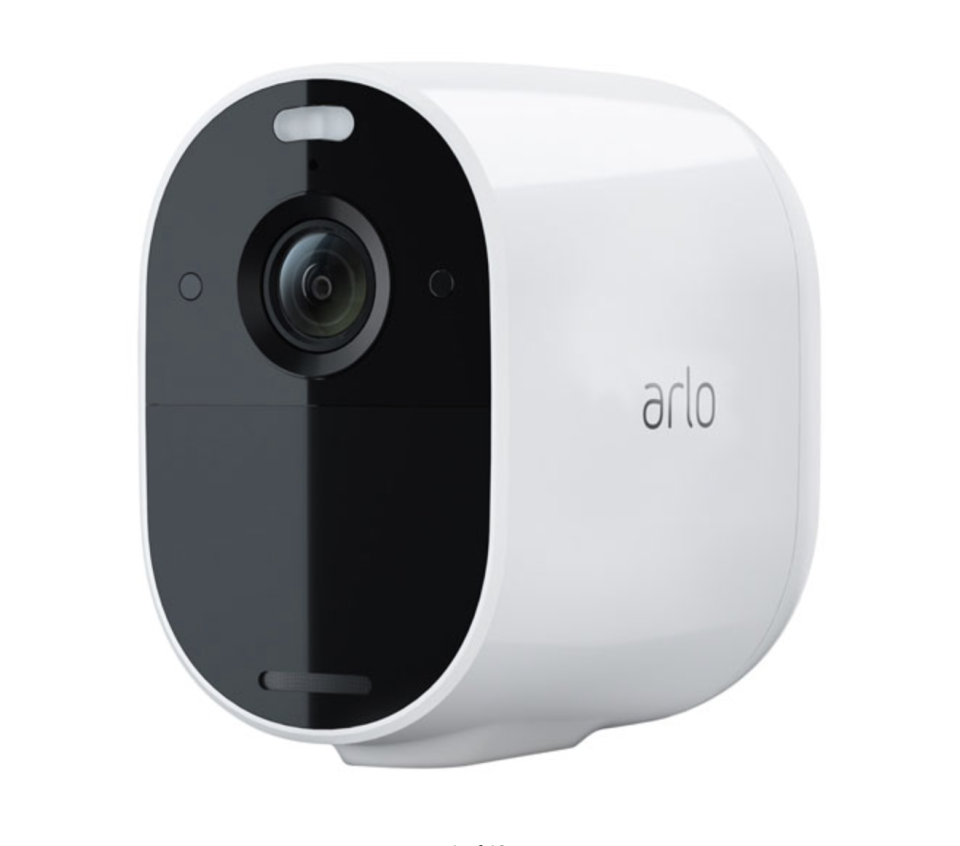 Arlo Essential Spotlight Wire-Free Indoor/Outdoor 1080p Security Camera - $140 (originally $170)
