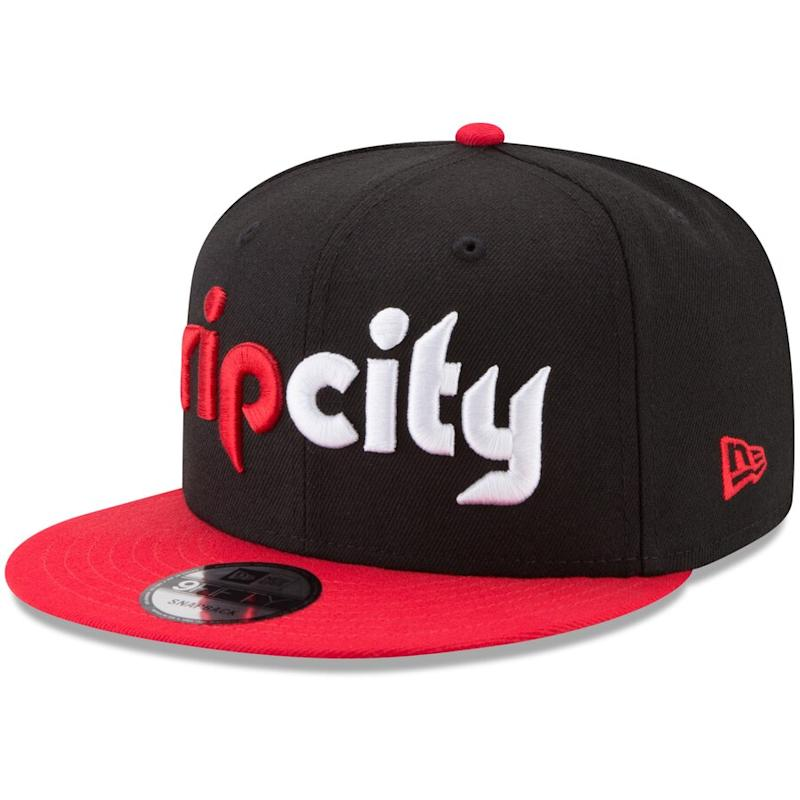 Trail Blazers Adjustable Snapback Hat