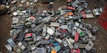 """<p>If you have a mini smartphone museum tucked away in a drawer somewhere, it's time to put those phones to good use. There's no reason to hold onto the <a href=""""https://www.popularmechanics.com/technology/gadgets/g29213510/make-old-phone-faster/"""" rel=""""nofollow noopener"""" target=""""_blank"""" data-ylk=""""slk:old slabs of plastic,"""" class=""""link rapid-noclick-resp"""">old slabs of plastic,</a> glass, and silicon. You're way better off donating, selling, or repurposing them.</p><p>Here's how to make those useless gadgets a little less useless.</p>"""