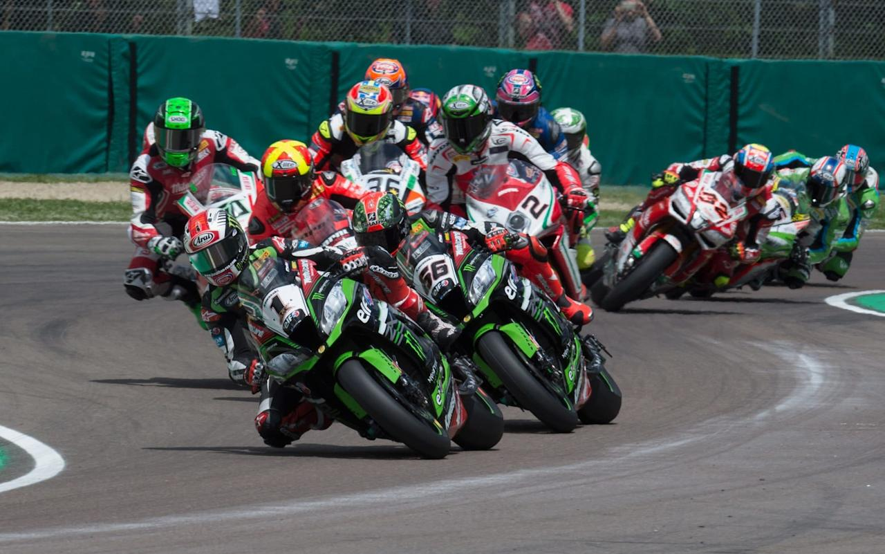 World Superbikes at Donington Park preview