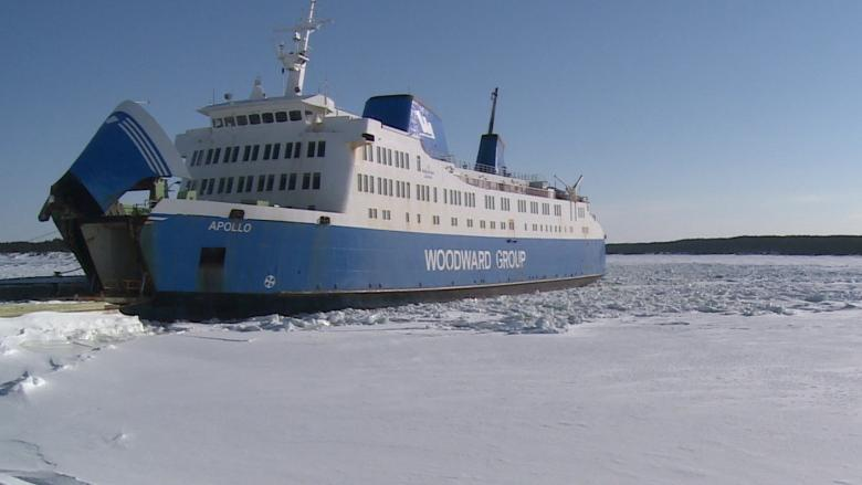 Iced in? Fly out: Labrador man charters plane after Apollo ferry stranded