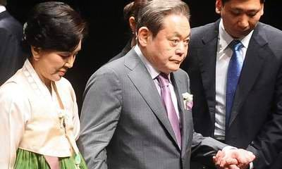 Samsung Boss Wins Sibling Inheritance Battle