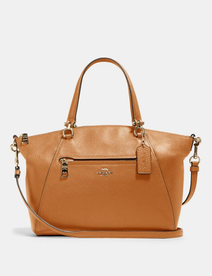 The Prairie Satchel - available at Coach Outlet.