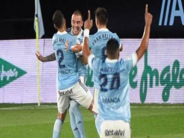 LaLiga: Iago Aspas strikes twice as Celta Vigo sink Valencia to climb to second place in points table