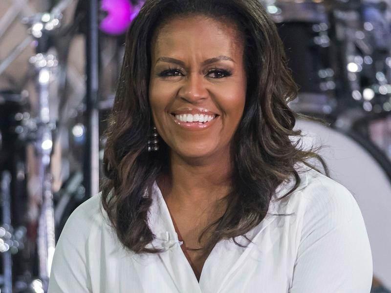 dcf261b247df Michelle Obama s Makeup Artist Reveals The Secret To Her Glowing Skin