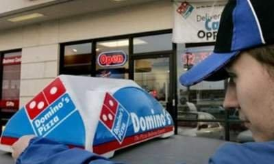 Domino's Pizza Mobile Orders Double In A Year