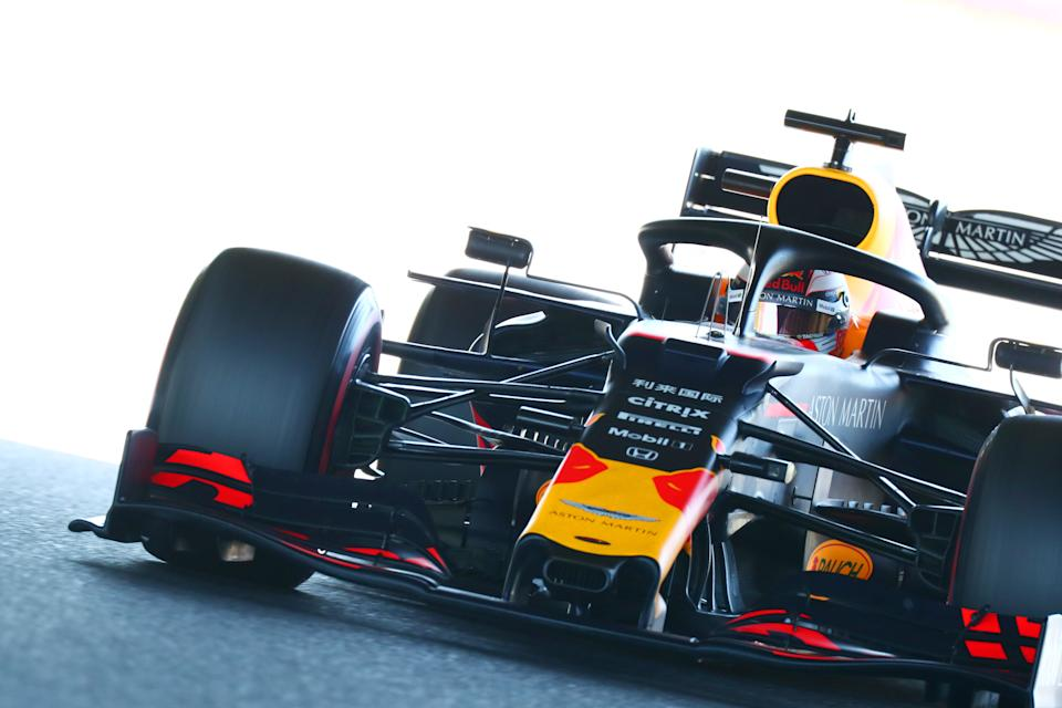 Verstappen is fourth in the 2019 championship having won two races. (Credit: Getty Images)