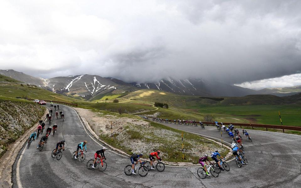 Giro d'Italia 2021, stage 20 – live updates - GETTY IMAGES