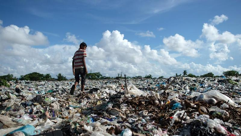 Circular economy suffers as global consumption of materials rises