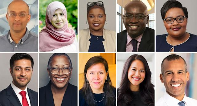 The 100 most influential black, Asian and minority leaders in the world