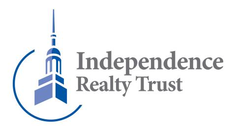 Independence Realty Trust Announces Second Quarter 2020 Earnings Release and Conference Call Dates