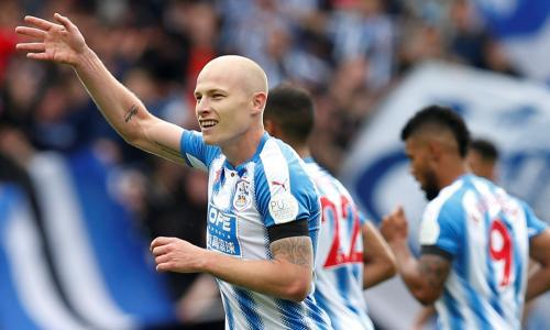 Aaron Mooy delivers home victory for Huddersfield over Newcastle