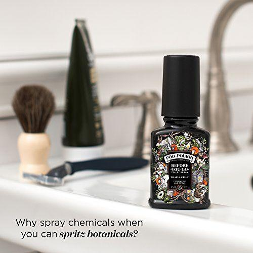 """<p><strong>Poo-Pourri</strong></p><p>amazon.com</p><p><strong>$11.84</strong></p><p><a href=""""https://www.amazon.com/dp/B0115ZWGMI?tag=syn-yahoo-20&ascsubtag=%5Bartid%7C10055.g.20954685%5Bsrc%7Cyahoo-us"""" rel=""""nofollow noopener"""" target=""""_blank"""" data-ylk=""""slk:Shop Now"""" class=""""link rapid-noclick-resp"""">Shop Now</a></p><p>This gift might please more than just Dad (the rest of the family might love it too). Once he spritzes the inside of the toilet bowl, the magic begins! The non-toxic spray will then work to trap the scent and stop the odors before they spread.<br></p>"""