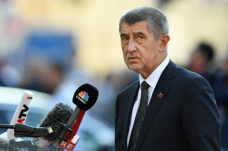 "Czech Republic's Prime Minister Andrej Babis said had been ""shocked"" by Britons' June 2016 decision to leave the EU"