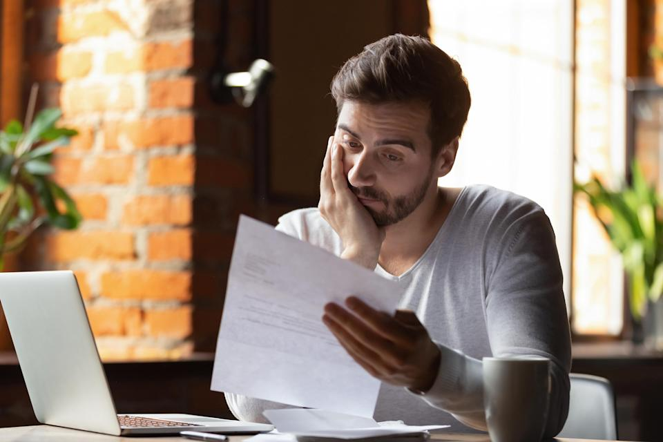 If you are facing a financial hardship for any reason and can't pay your tax bill in full, there are several options for repaying over time. (Photo: Getty)