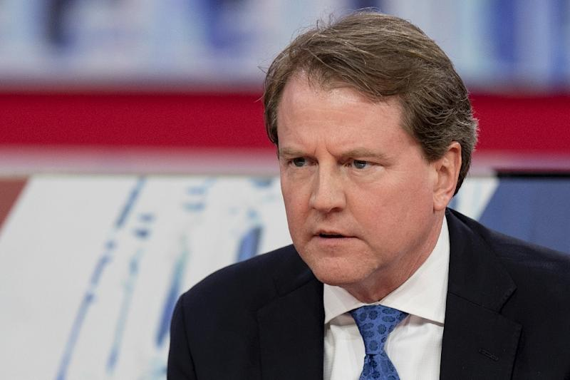 White House lawyer McGahn isn't 'a John Dean type 'RAT