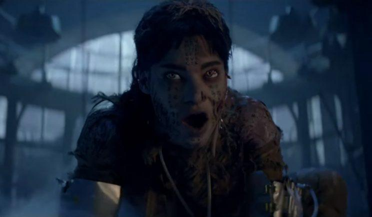 The Mummy isn't messing around - Credit: Universal Pictures