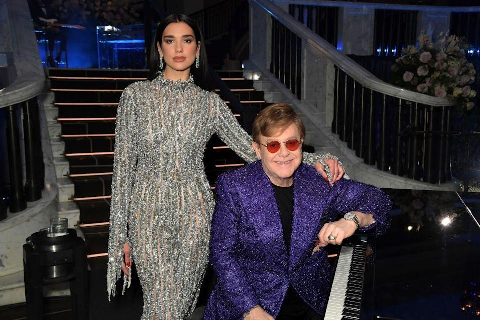 29th Annual Elton John AIDS Foundation Academy Awards Viewing Party - Credit: Getty Images for the Elton John