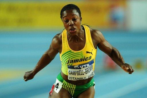 Veteran yet versatile track stars Veronica Campbell-Brown (pictured in March) of Jamaica and American Allyson Felix open up their Olympic campaigns in the hotly-anticipated women's 100m on Friday. Heats for the blue riband event get under way in the morning session, with the semi-finals and final scheduled for Saturday's evening session at the Olympic Stadium