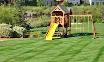 "<p>Kids love a trip to the playground, but when you can't make it to the park, <a href=""https://www.housebeautiful.com/room-decorating/outdoor-ideas/g853/outdoor-room-design-ideas/"" rel=""nofollow noopener"" target=""_blank"" data-ylk=""slk:your backyard"" class=""link rapid-noclick-resp"">your backyard</a> is the next best thing. Deck out your backyard with a swing set (even better if it's a full-on play set!), however, and it<em> might</em> just be better than the local park—or at least on par. If you're thinking that backyard swing sets and play sets are thousands of dollars and therefore not doable in your space, think again—you can actually find plenty of swing sets with good reviews for under $500, and if you're willing to spend a little more for sets with more features, even more for under $1,000. Here are some of the best swing sets you can buy online right now, so you can turn your yard into the playground of your kids' dreams. </p>"