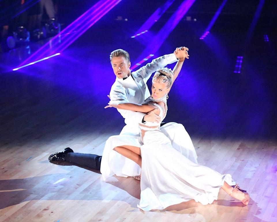 "<p>During the dress rehearsal, producers and the director have control over the performance and are allowed to tweak any aspect of it, which could mean <a href=""https://www.businessinsider.com/dancing-with-the-stars-behind-the-scenes-photos-2017-5#1015-am-pt-dress-rehearsal-one-of-the-most-important-things-to-happen-on-the-day-of-a-live-show-carries-on-4"" rel=""nofollow noopener"" target=""_blank"" data-ylk=""slk:anything from wardrobe to lighting"" class=""link rapid-noclick-resp"">anything from wardrobe to lighting</a> changes.</p>"