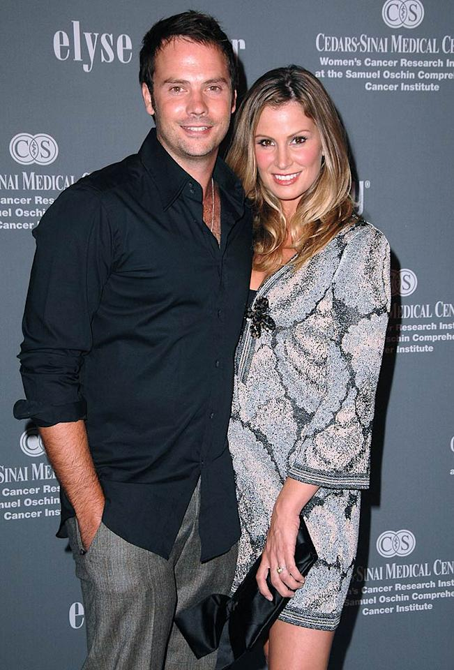"""Barry Watson (""""Samantha Who?"""") and his wife Tracy Hutson make quite a cute couple. Steve Granitz/<a href=""""http://www.wireimage.com"""" target=""""new"""">WireImage.com</a> - September 13, 2008"""
