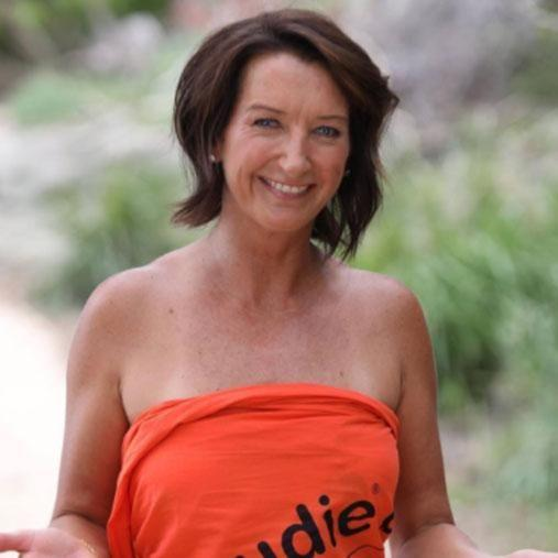 Surfing legend Layne Beachley was one of the stars taking part in the day. Photo: Instagram/laynebeachley