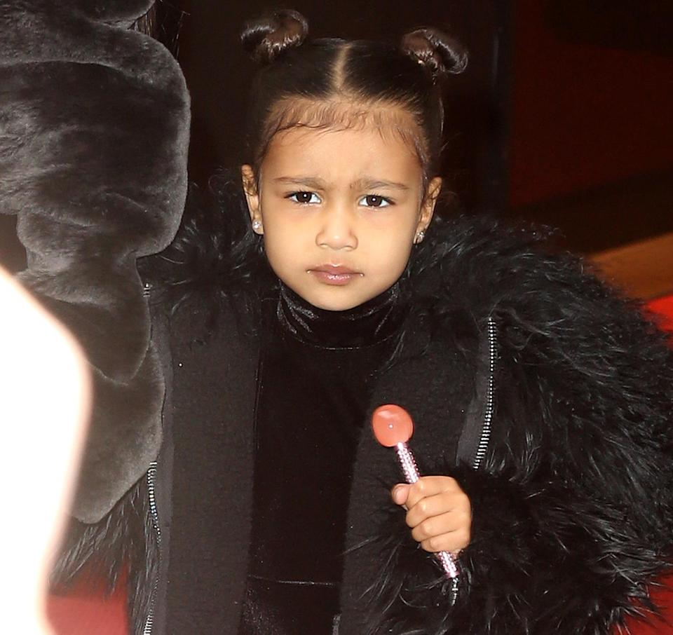 North wants her own YouTube channel. Copyright: [Rex]