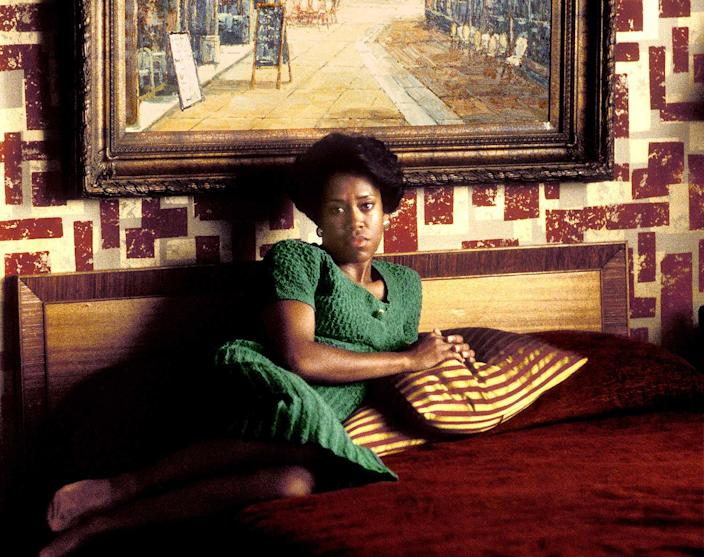 <p>King earned best actress at the BET Awards and a Screen Actors Guild Award nomination for outstanding performance by a cast in a motion picture for her role as Margie Hendricks of The Raelettes in the acclaimed biopic <em>Ray</em> (2004).</p>