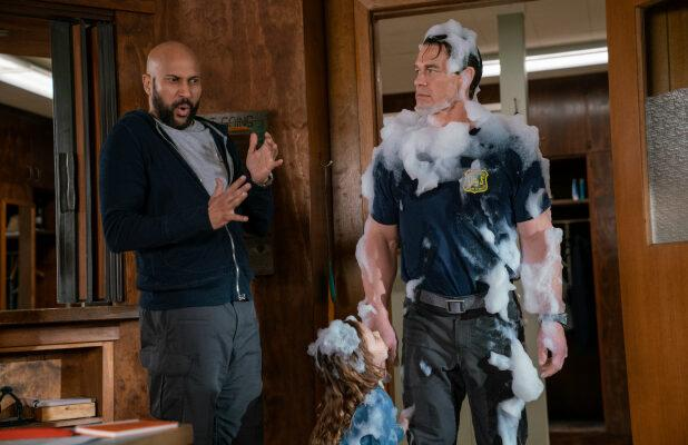 'Playing With Fire' Film Review: John Cena Family Firefighter Comedy Fizzles Out