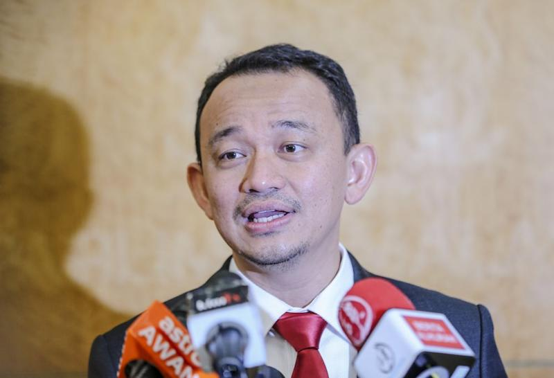 Pergerakan Tenaga Akademik Malaysia (Gerak) says Education Minister Maszlee Malik must reject his appointment as International Islamic University Malaysia's (IIUM) president. — Picture by Firdaus Latif