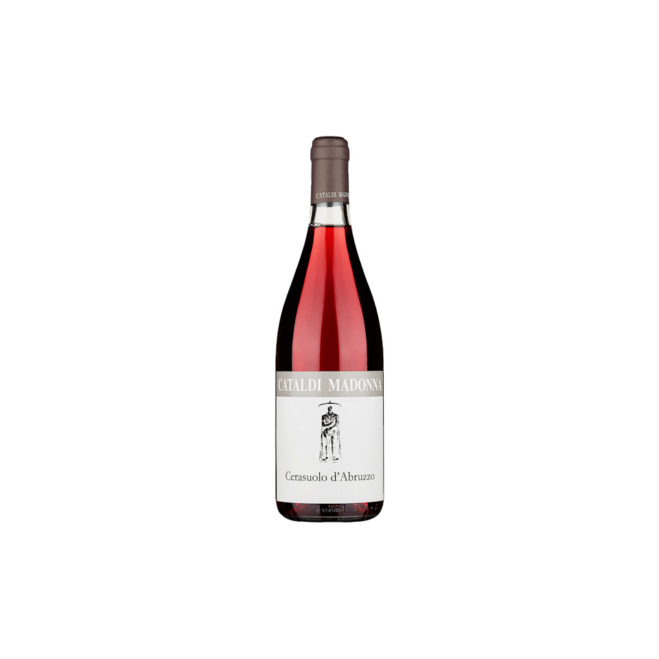 """<p>This bottle is from one of the only three regions in the world dedicated to making rosé, says Segelbaum. Don't let the dark cherry color mislead you, this wine is fully dry (by law). """"In fact, darker color in a rosé means more skin contact which ultimately leads to a more intense flavor profile,"""" he explains. """"Think fresh bramble berries and wild strawberries bolstered with bright blood orange and tangerine along with beautiful savory herb notes."""" </p><p><em>Price: $24.99</em></p><p><a class=""""link rapid-noclick-resp"""" href=""""https://go.redirectingat.com?id=74968X1596630&url=https%3A%2F%2Fwww.vivino.com%2Fcataldi-madonna-cerasuolo-d-abruzzo%2Fw%2F1270736&sref=https%3A%2F%2Fwww.oprahdaily.com%2Flife%2Ffood%2Fg36075731%2Fbest-rose-wines%2F"""" rel=""""nofollow noopener"""" target=""""_blank"""" data-ylk=""""slk:Shop Now"""">Shop Now</a></p>"""