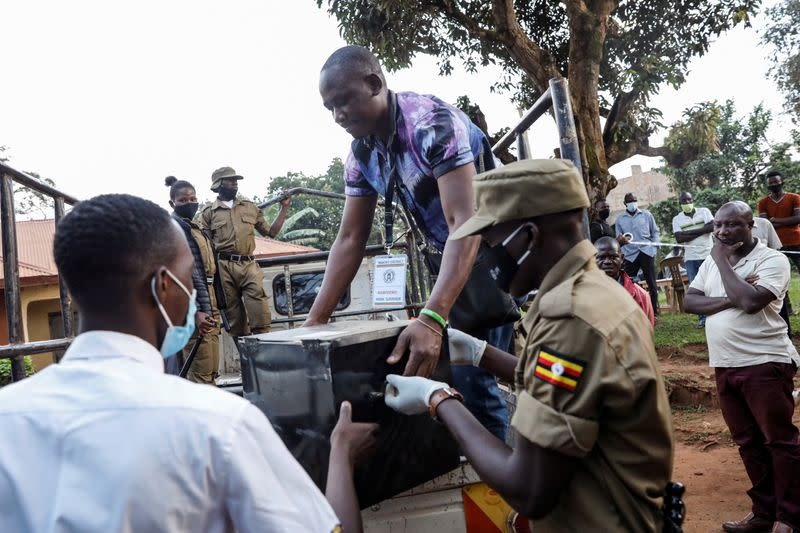 Presidential elections in Uganda