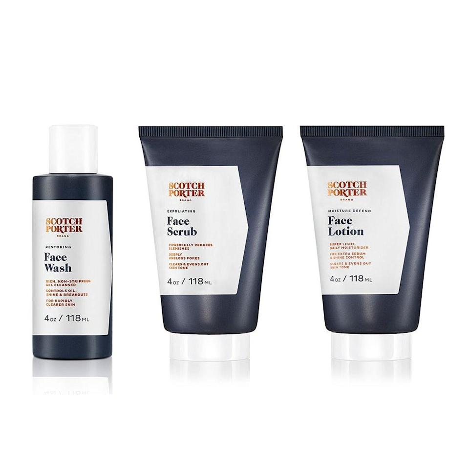 Best Men's Skincare Brands - Scotch Porter