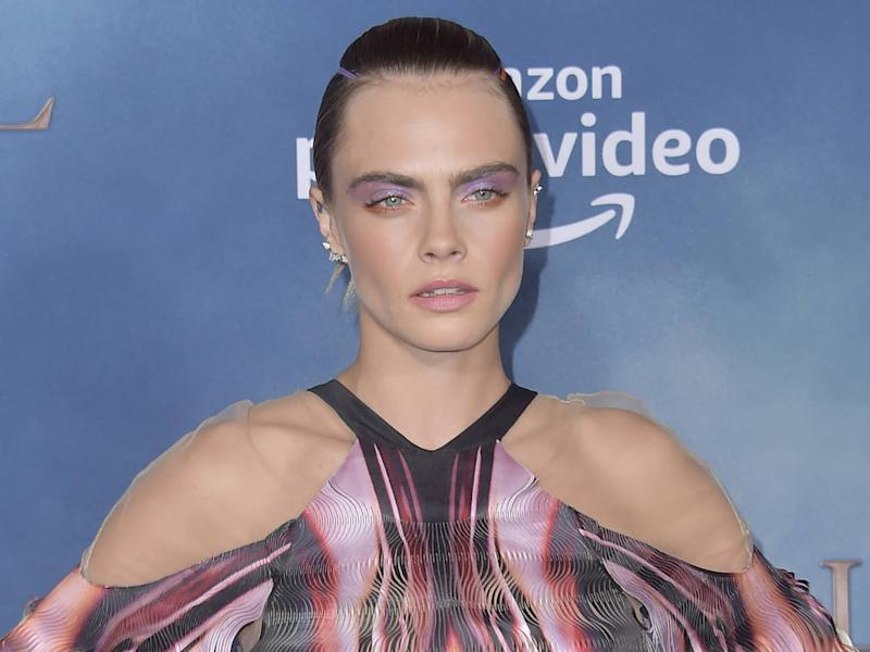 Cara Delevingne: 'Nearly every woman I've worked with has been sexually assaulted'