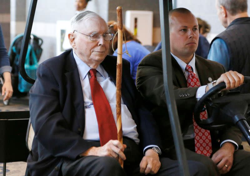 Charlie Munger praises China, laments dying newspapers, won't buy or short Tesla