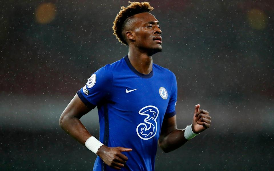 Tammy Abraham will be allowed to leave Chelsea this summer for £40 million. - Getty Images