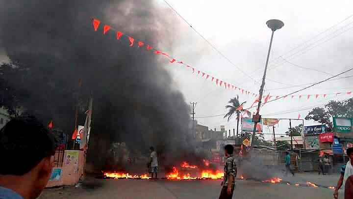 Curfew in Odisha After Violence Over Facebook Remark on Lord Rama