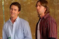 <p>This 2009 crime dramedy focuses on a pot-growing twin who lures his Ivy League professor brother back to their Oklahoma town to thwart a local drug lord.</p>