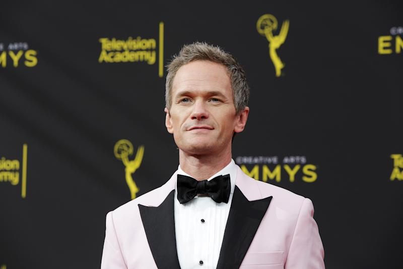 2019 Creative Arts Emmys Awards - Arrivals - Los Angeles, CA, U.S., September 15, 2019 - Neil Patrick Harris. REUTERS/Monica Almeida