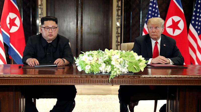Trump Declares North Korea No Longer A Threat, But Without A Path To Denuclearization