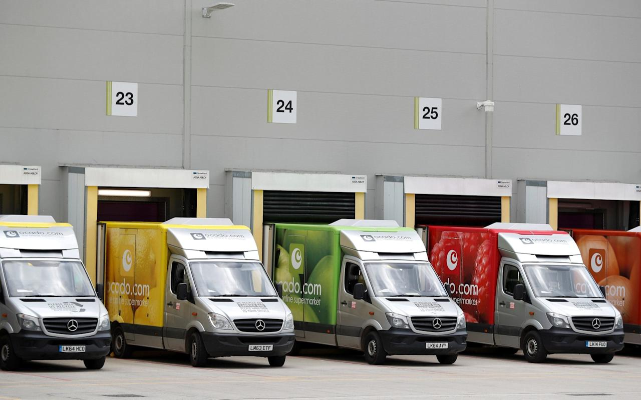 Ocado has a market share of only 1.2pc but is the fastest growing grocer n the UK. - REUTERS