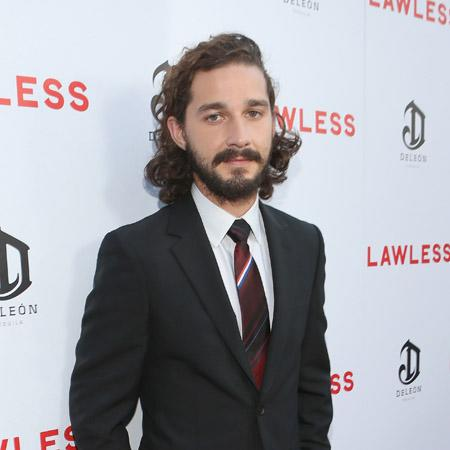 Shia LaBeouf jokes about sex tape
