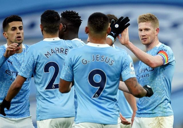 City comfortably beat Fulham at the weekend but Guardiola is likely to make a number of changes for the visit of Marseille