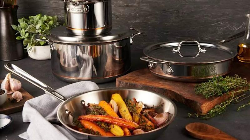 All-Clad cookware just got a lot more affordable.